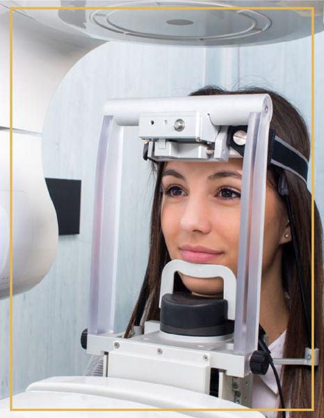 3D Çene ve Diş Tomografisi