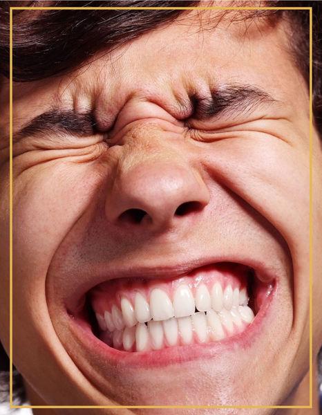 Diş Sıkma Bruksizim resmi